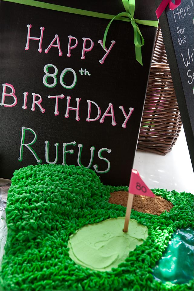 Rufuscake